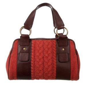 Chloè Knit handle bag